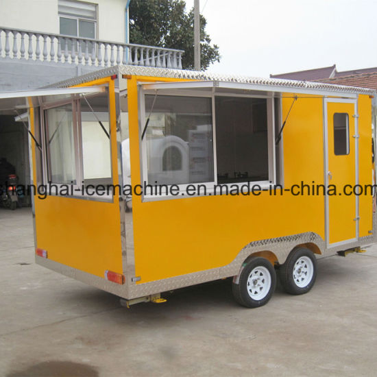 Mobile Food Vending Truck For Sale Coffee Cart Jy B25