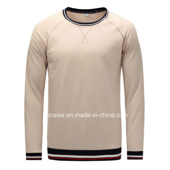 Wholesale New Design Long Sleeve Men's T Shirt