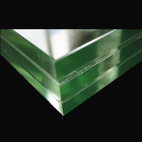 China Supplier 10mm Laminated Glass Price Per Square Meter, Clear Laminated