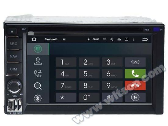 Witson Android 5.1 Car DVD GPS for Universal Double DIN pictures & photos