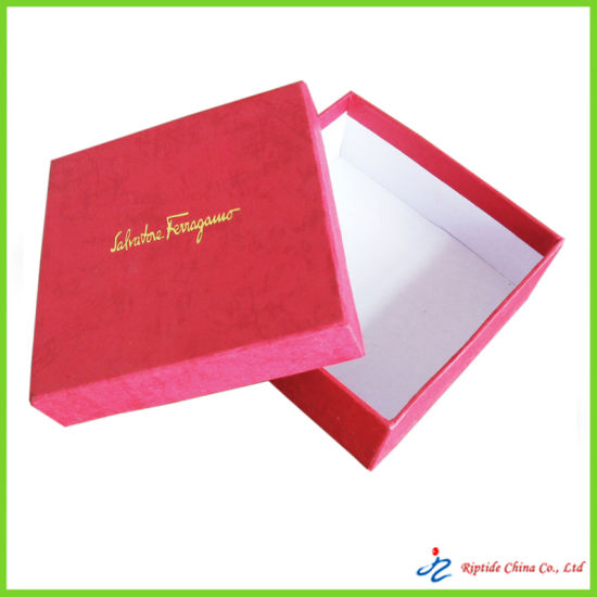 Decorative Rigid Paper Box for Gift/Watch/Jewellery pictures & photos