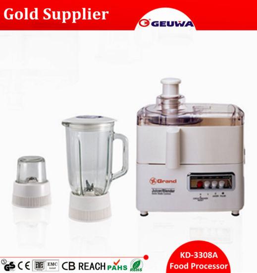 350W Power Home Using Food Processor Including Juicer, Blender, Grinder
