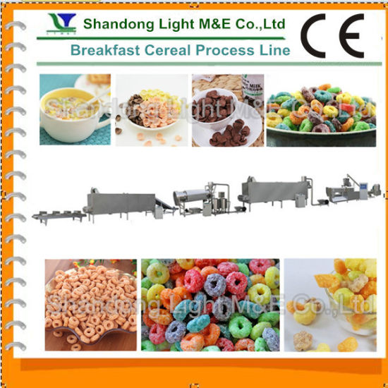 Breakfast Cereals Production Line (LT85) pictures & photos
