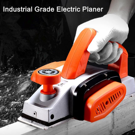 China Hot Sale Zlrc Professional Woodworking Electric Planer China