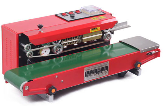 Most Durable Vertical and Horizontal Double Use plastic Bag Sealing Machine with Ce Certificate