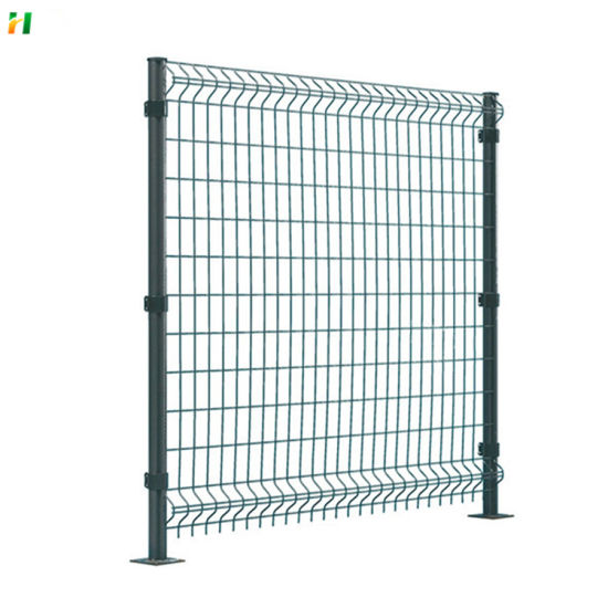 Factory Supply 60cm*10m Wire Mesh Welded Popular PVC Coated Euro Fence