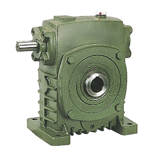 Wpks 1400rpm Lightweight Gear Reduction Box Worm Gear Speed Reducer Safety and Reliability