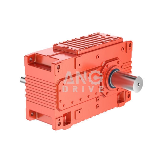 Hb Heavy Duty Gearbox, Large Load High Power Torque Helical Gearbox, Industrial Gearbox