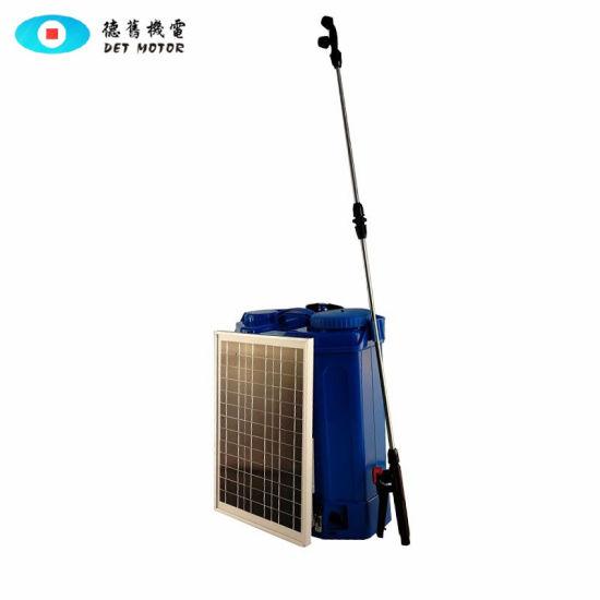 Knapsack Solar Power Sprayer, Agricultural Power Sprayer