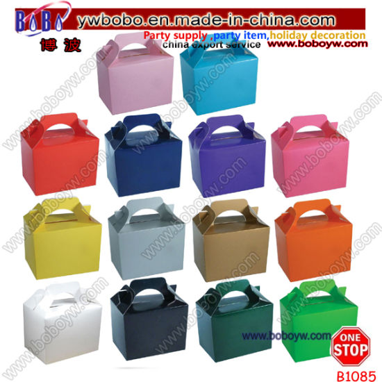 Promotional Gift Box Package Box Storage Box Folding Box Wholesale Party Items (B1085)