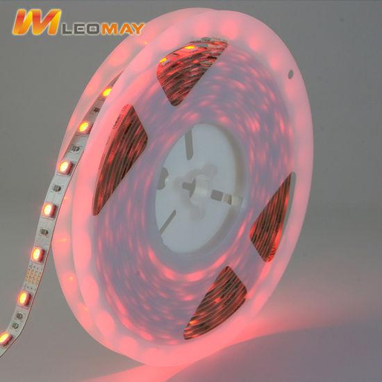 IP20/IP68 SMD5050 30/60/120LED/M Light RGB Flexible LED Strip