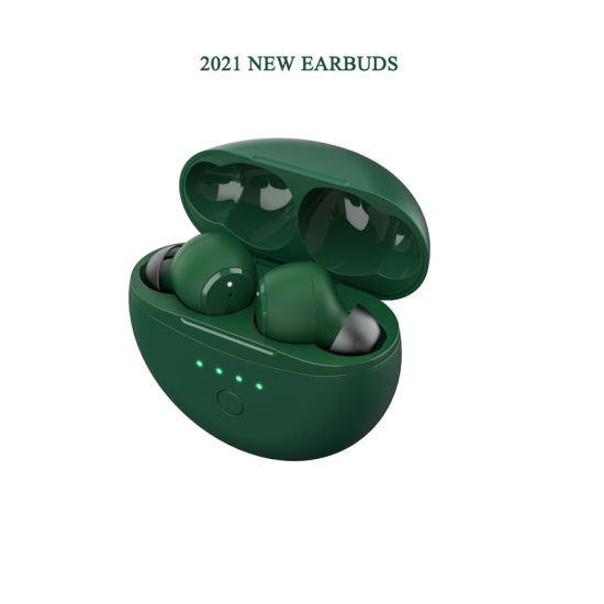 Anc Tws Earphone Waterproof Wireless Earbuds Gaming Sport Earbuds