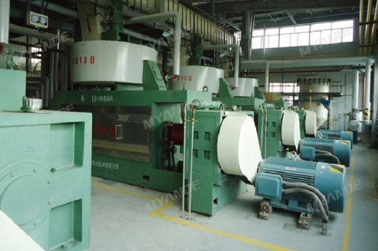 Turnkey Cotton Seed Oil Pressing Machine and Production Line