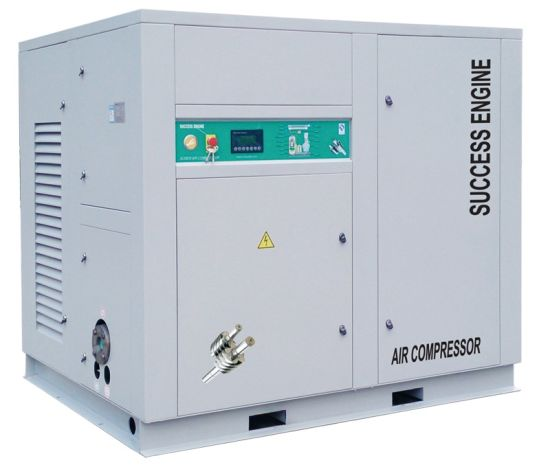 AC Power Low Pressure Oil Injected Industrial Rotary Screw Air Compressor pictures & photos