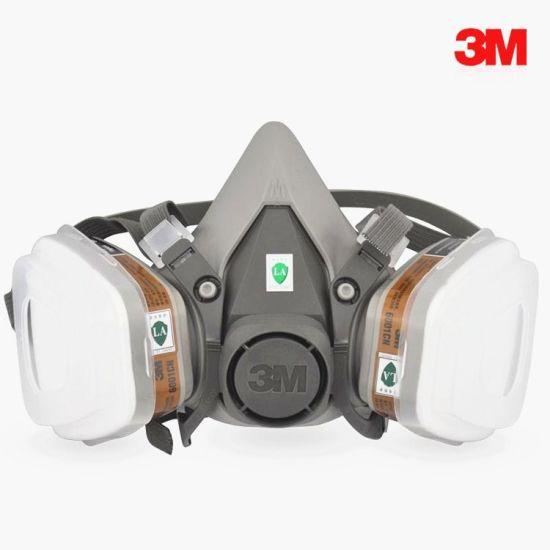 Guangzhou 6200 In Face Mask Half Respirator 3m