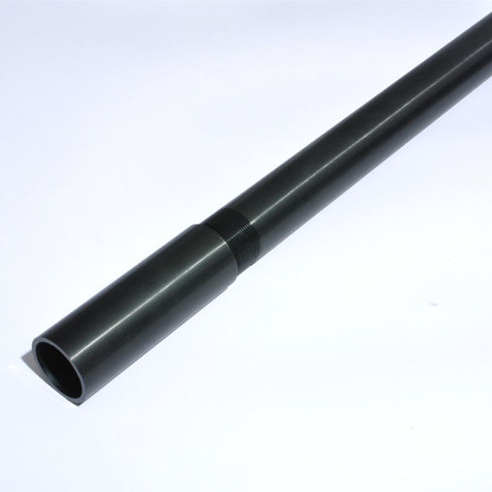 Black Anodized Aluminium Fabrication Pipes pictures & photos
