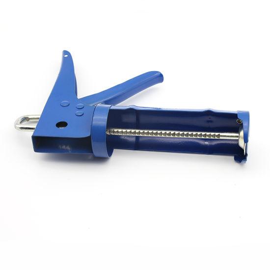 Wholesale Custom Printed Single Tube Steel Heavy Duty Caulking Gun