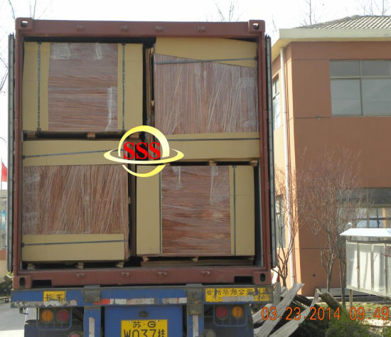 28mm Container Marine Plywood Flooring Producer