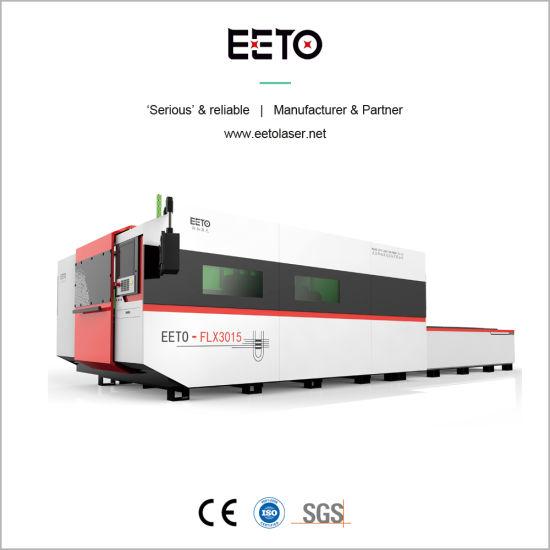 CNC High Precision Laser Cutting Machine for Metal Laser Cutting