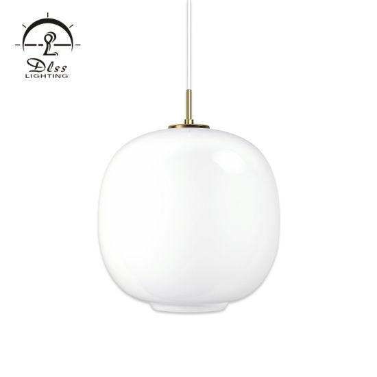 Home Decoration Glass Pendant Light Modern Style