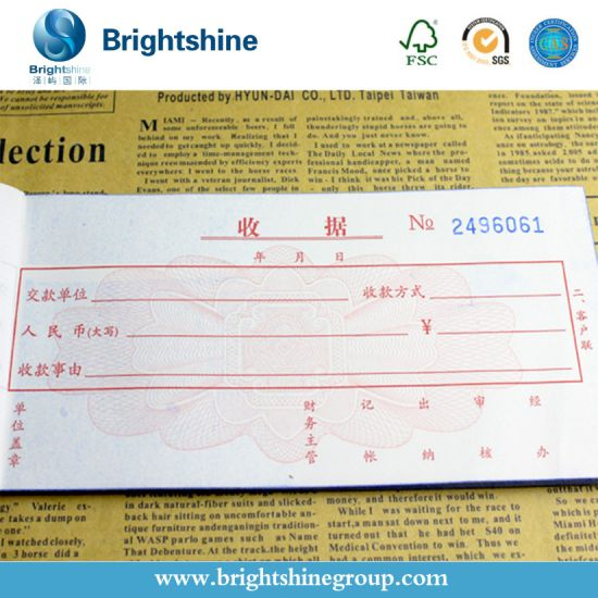 50-55g Blue Image Auto-Copy Paper for DOT Matrix Printer