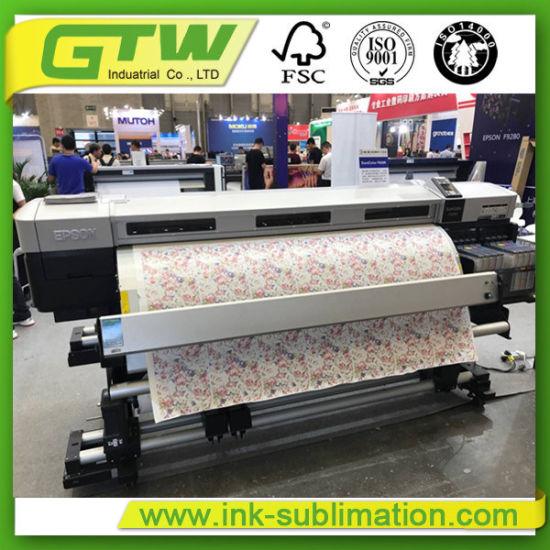 China 64′′ Epson F9280/9200 Large Format Sublimation Printer - China