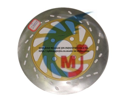 Motorcycle Brake Disc for Smash-2Cr13 pictures & photos