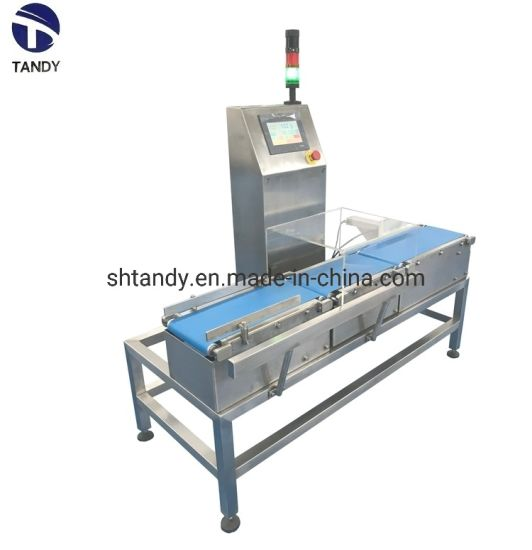 Digital Checkweigher/Weighting Scale with Automatic Rejection System