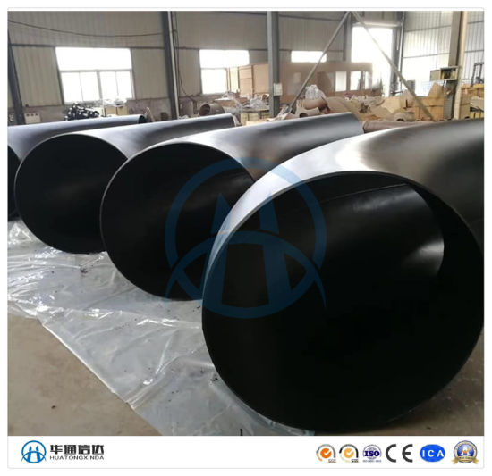 Butt Welded 45 Degree Sch40 Carbon Steel Elbow