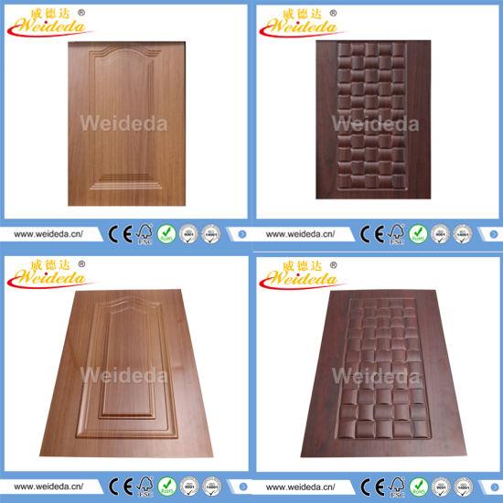 1.8mm Customized Woodgrain Door Skin