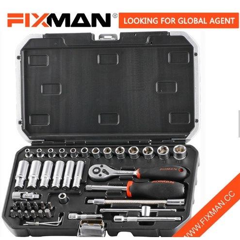 "Professional Hand Tools 1/4""Dr. Socket Mini Box Tool Sets"