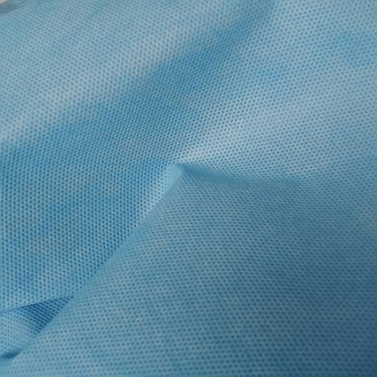 Hospital Masagge Bed Sheet Use SMS Non-Woven Fabric