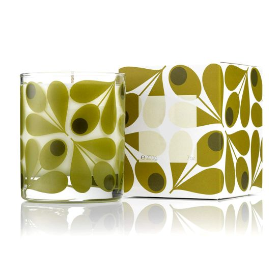 Fig Tree Design Scented Candle