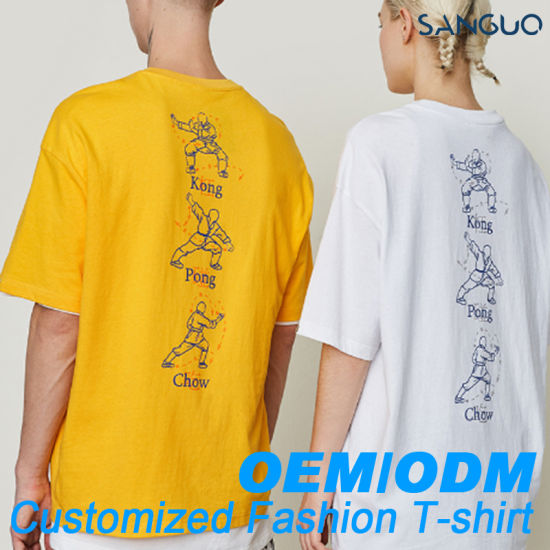 Iron on Press Printings for T Shirts Customized T Shirt