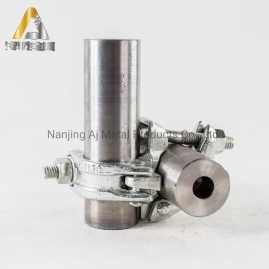 BS1139 Drop Forged Scaffold Right Angle Coupler Fixed Steel Scaffold System Scaffolding Clamps