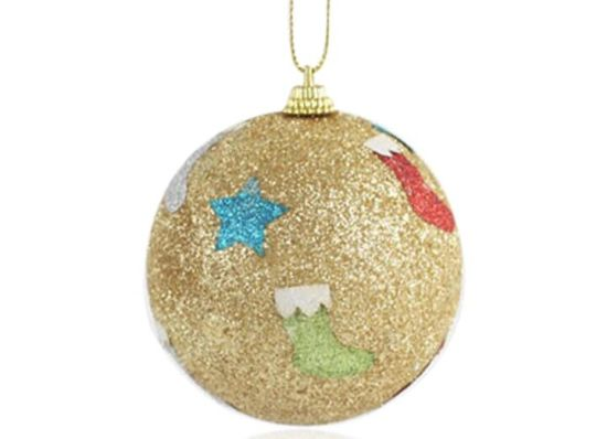 Cheap Hot Toys for Christmas Ornaments Balls/Christmas Tree Decoration/Wholesale/Can Be Customized pictures & photos