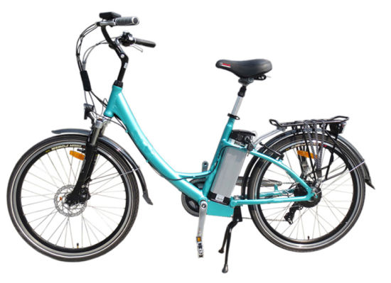 Queene/Woman/Gentleman City Bicycle Electric 26 Inch with LCD Display