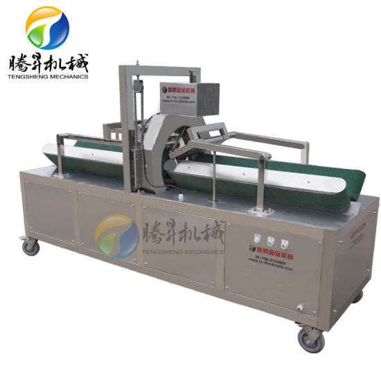 Winter Melon Peeling Processing Melon Peeling Equipment Large Horizontal Wax Gourd Peeling Machine (TS-P138)