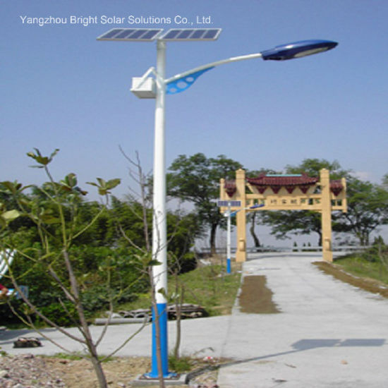 High Quality Manufactory for 50W LED Solar Road Lights with 8 M Hot DIP Galvanized Pole