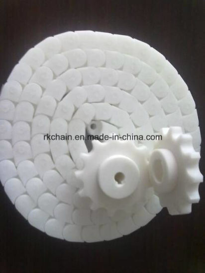 Double Row Plastic Conveyor Chain of Conveyor for Chemical Industry pictures & photos