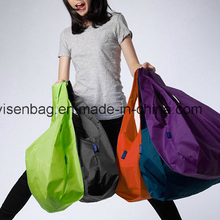 Foldable Promotion Gift Polyester Shopping Bag pictures & photos