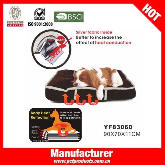 Luxury Hot Cozy Craft Pet Bed (YF83060)