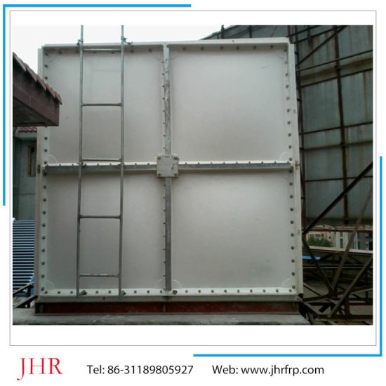 Fiberglass Water Tank Panels Square Water Storage Tank
