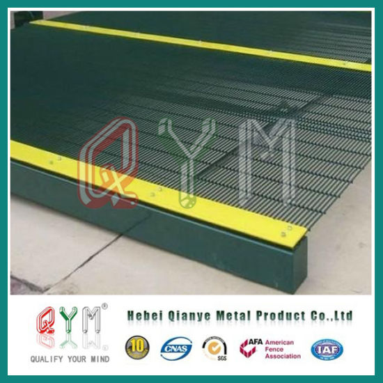 High Security Fence/Galvanized Steel Fence/358 Security Fence Prison Mesh