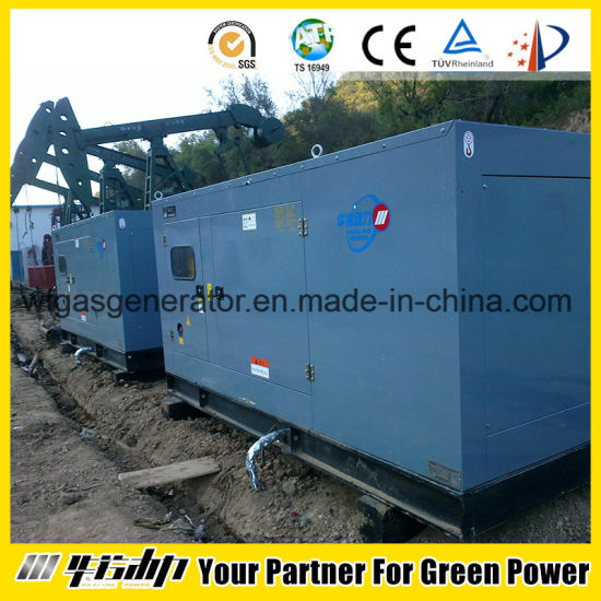 Gas Engine Generator 10-1000kw (HL-CNG) pictures & photos