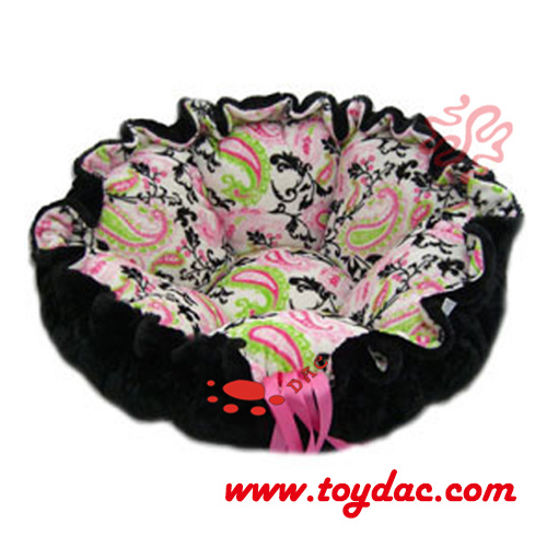 Plush Flower Dog Pet Bed pictures & photos