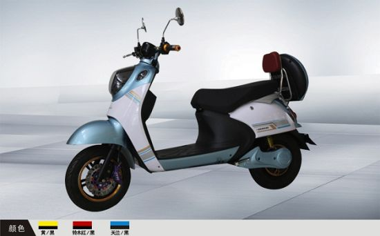 Portable Lithium Ebike 48V 20ah Battery Electric Scooter 1500W 2000W