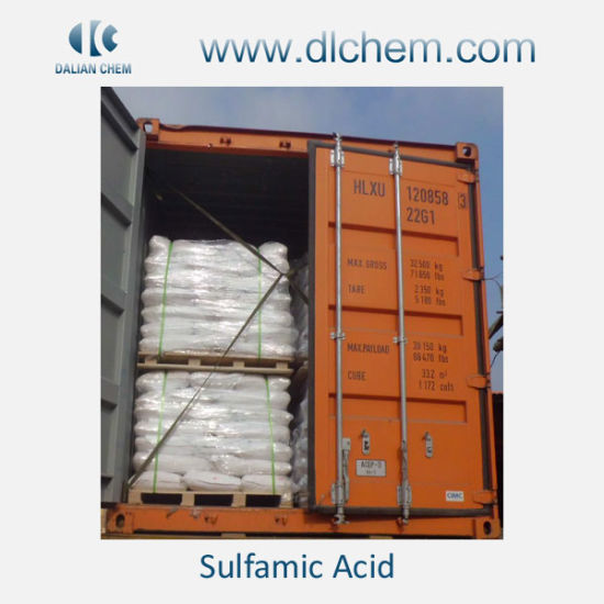 White Crystal 99.5% Min Sulfamic Acid (Sulphamic Acid) pictures & photos