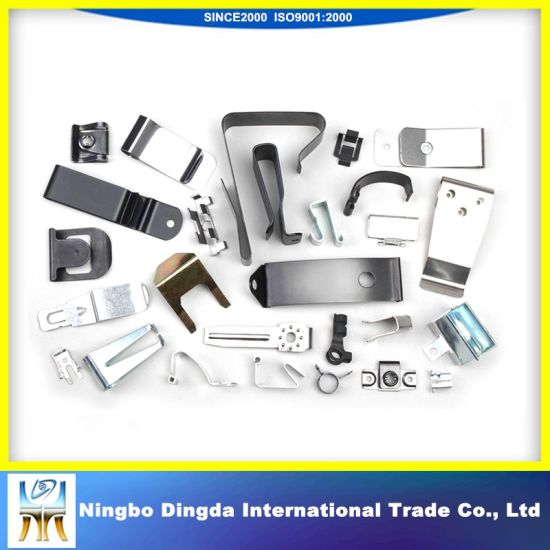 Precision Metal Die Stamping Parts pictures & photos