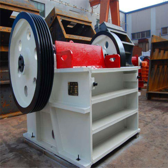 China Top Manufacturer Supplies Factory Price Stone Jaw Crusher pictures & photos